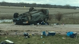 Names released in fatal rollover accident near Salix