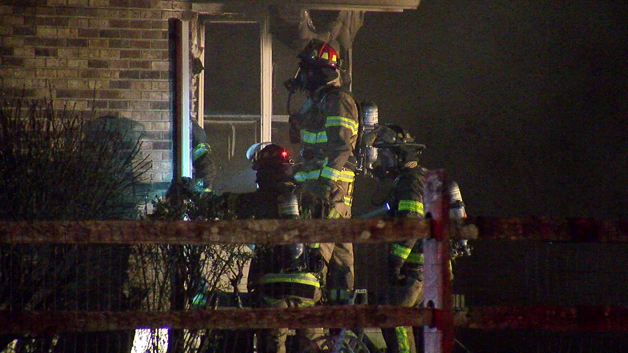 Fire damages a home outside of Sunman overnight (WKRC)