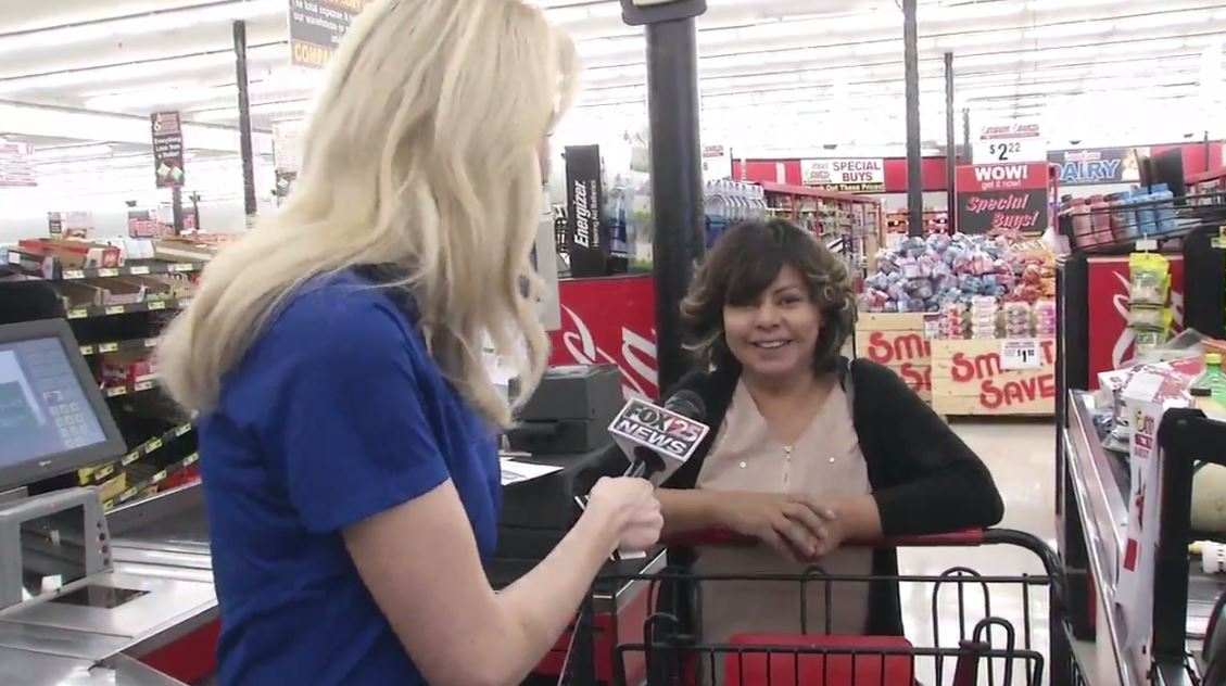 Grocery Giveaway May 9, 2017 (KOKH)