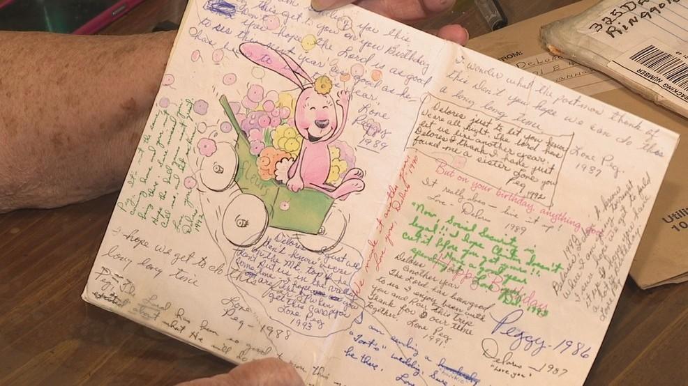 Georgia Sisters Exchange The Same Birthday Card For 32 Years Wgxa