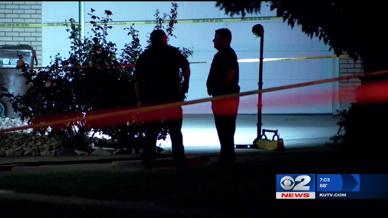 Unified Police investigating 'suspicious death' in Midvale (Photo: KUTV)
