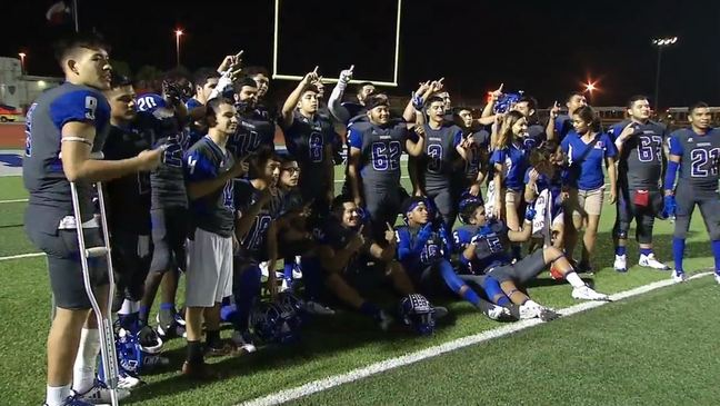 District champion Memorial is best story in high school football