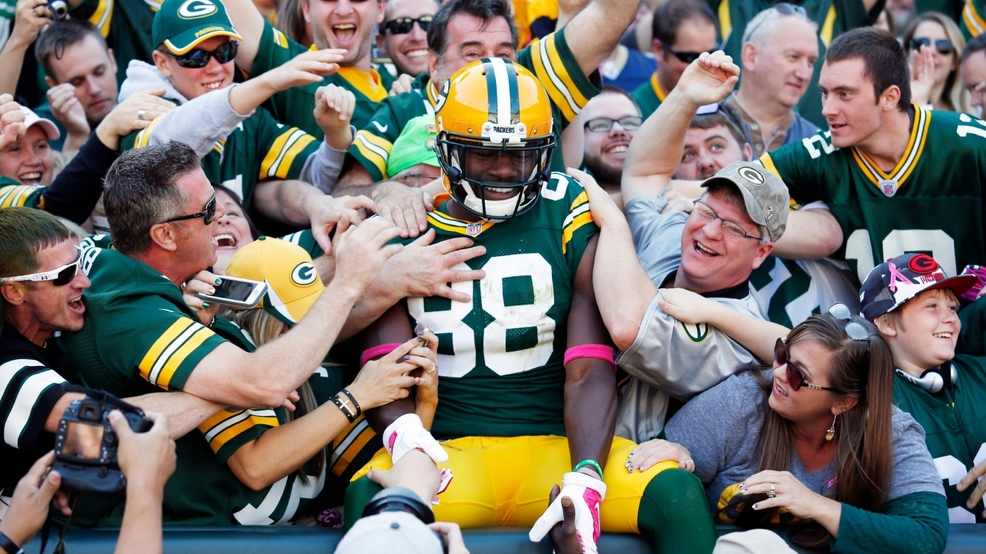 Ty Montgomery An Unusual Veteran At Rb For Packers Wluk