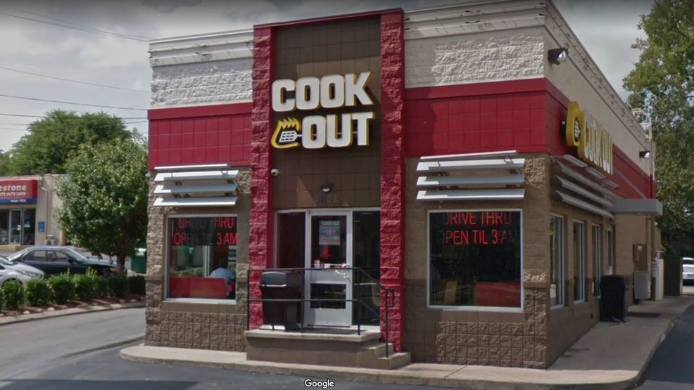 Officer catches Nashville duo nearly engaged in sexual intercourse in Cook Out parking lot