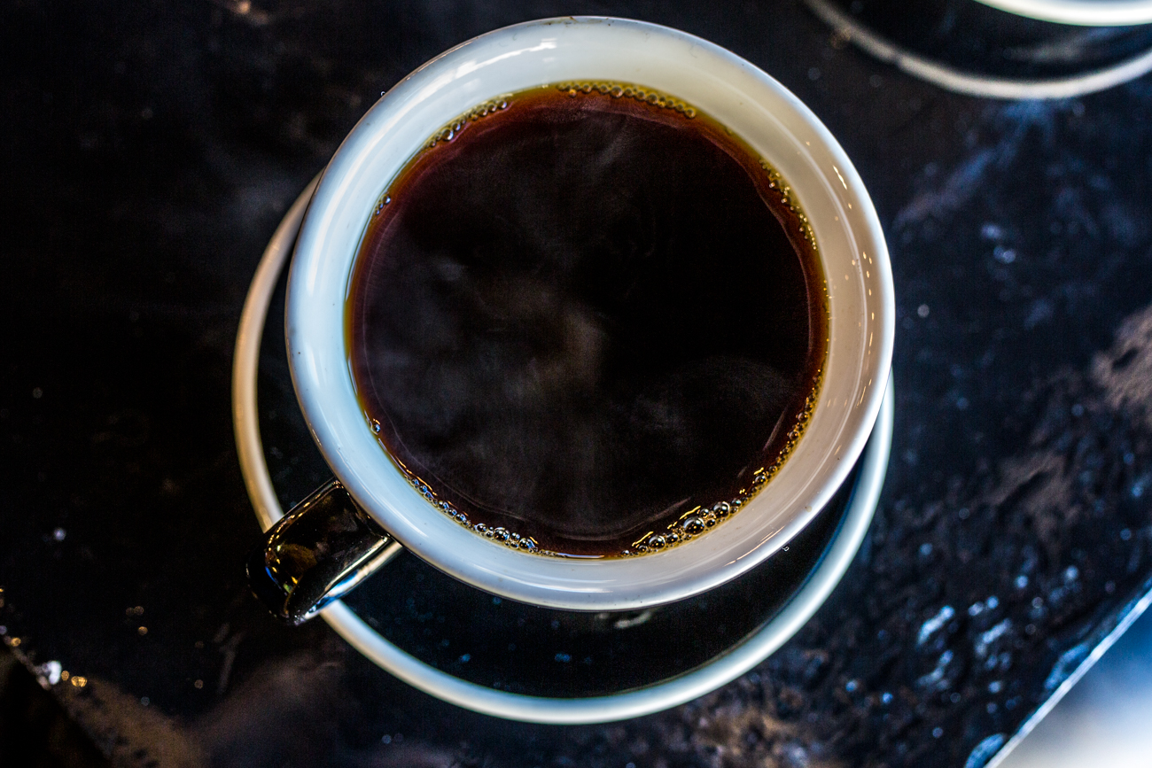 Black coffee / Image: Catherine Viox{ }// Published: 11.7.19