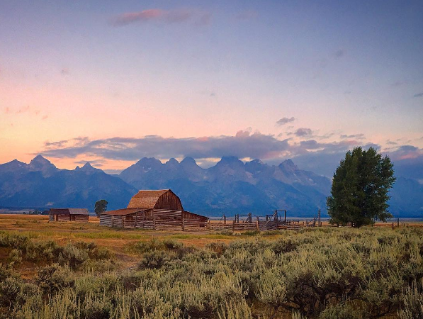 Grand Teton National Park (Photo: Instagram| arifabdullah)