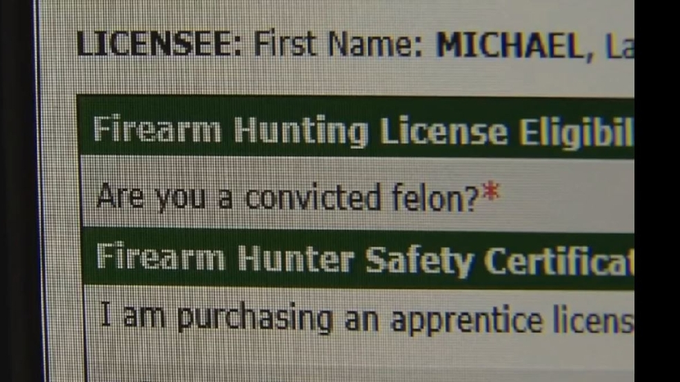 Wildlife officials warn mainers about fake hunting permits for Maine non resident fishing license
