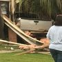 Driver loses control of pickup, crashes into Beaumont living room, bedroom