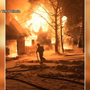 3-Alarm fire destroys Rangeley home