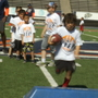 UTEP coaches teach football, life lessons at kids camp