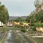 18 downed power poles shut down portion of Farm District Road in Fernley