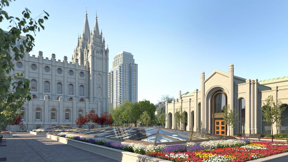 LDS Church releases historic closure, renovation plans for