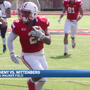Wittenberg Rushes Past Gators