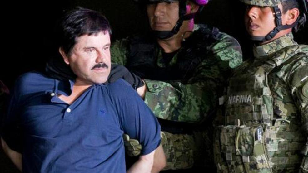 Ted Cruz wants to pass 'El Chapo Act' to make notorious drug lord pay for border wall