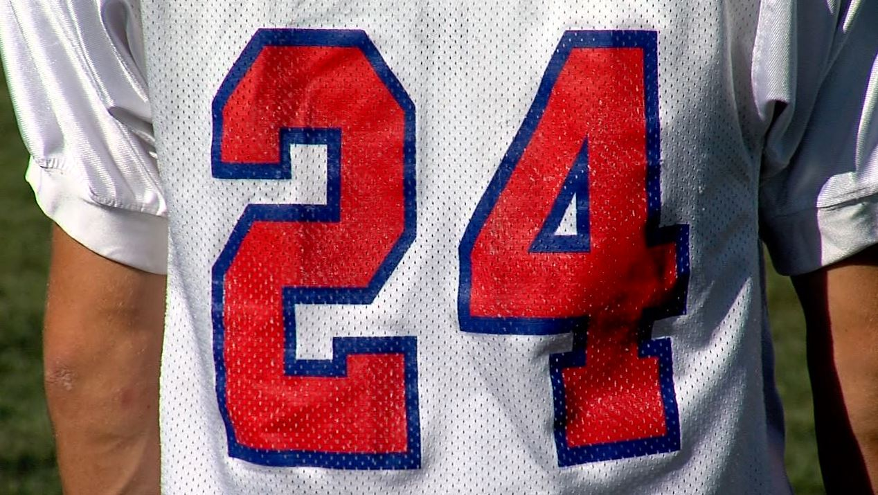 Conant's jersey number