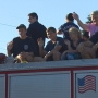 Firefighters honored at Seafair parade in Greenwood