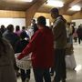 Hundreds receive free food from Central Illinois Foodbank