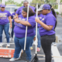 Miles College students lend a helping hand after Hurricane Harvey, Irma
