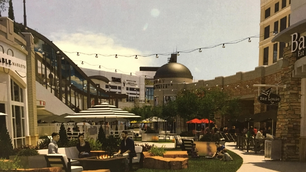 100 Million Plan To Renovate The Gateway Includes New Hotel Businesses Kutv