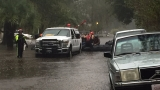 Water rescues from flooding, possible tornadoes in S.C. as Hurricane Matthew strikes