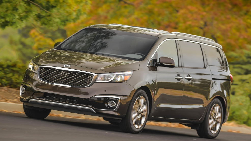 2016 Kia Sedona 10 Things I Love About You