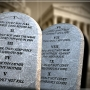 Senate approves Ten Commandments display bill