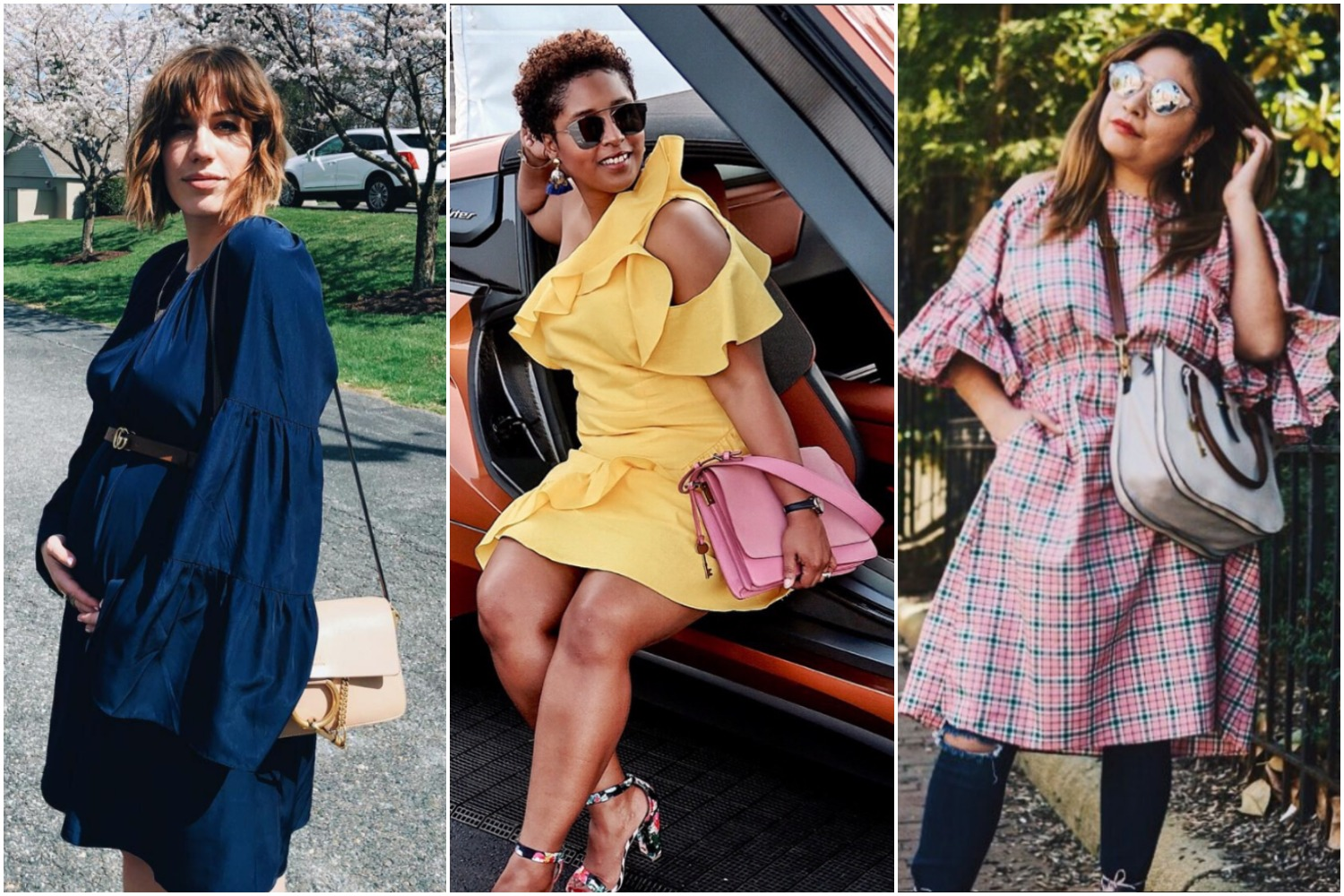 It would be an understatement to say that the weather has been all over the place this spring. Hopefully warmer days are ahead of us, but here are some looks we're looking forward to trying out. (Images: Courtesy Julien Garman, Jen Jean-Pierre and Carlis Sanchez){&nbsp;}<p></p>