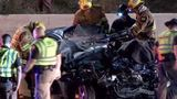 Alcohol suspected in I-215 fatal car crash