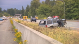 Police: Albany woman killed when car hit by wrong-way drunk driver on I-5