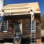 Historic cabin with ties to the banjo being restored in Appomattox