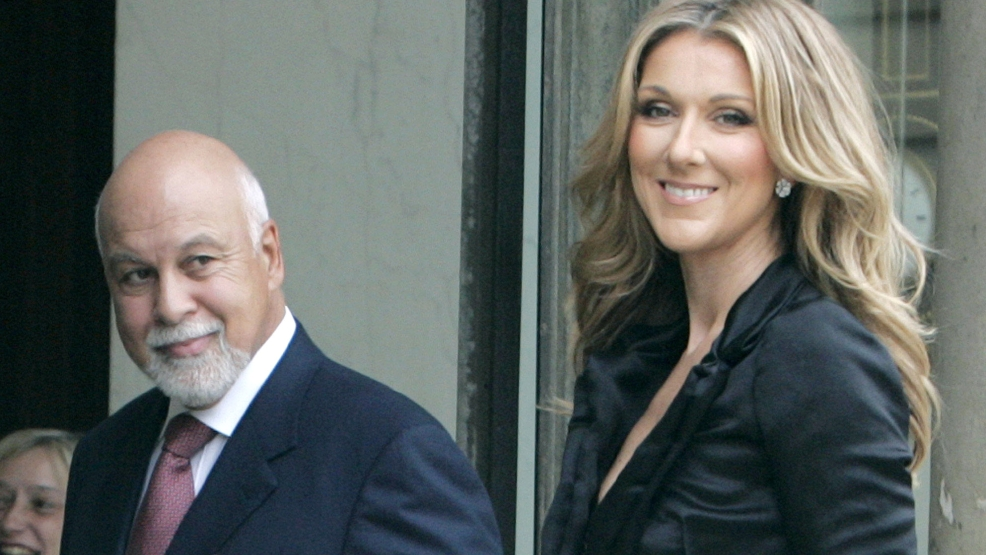 Celine Dion says late husband protected, grounded her