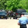Man in custody after standoff in Brown County