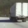 Video of intoxicated semi-truck driver serves as warning ahead of St. Patrick's Day