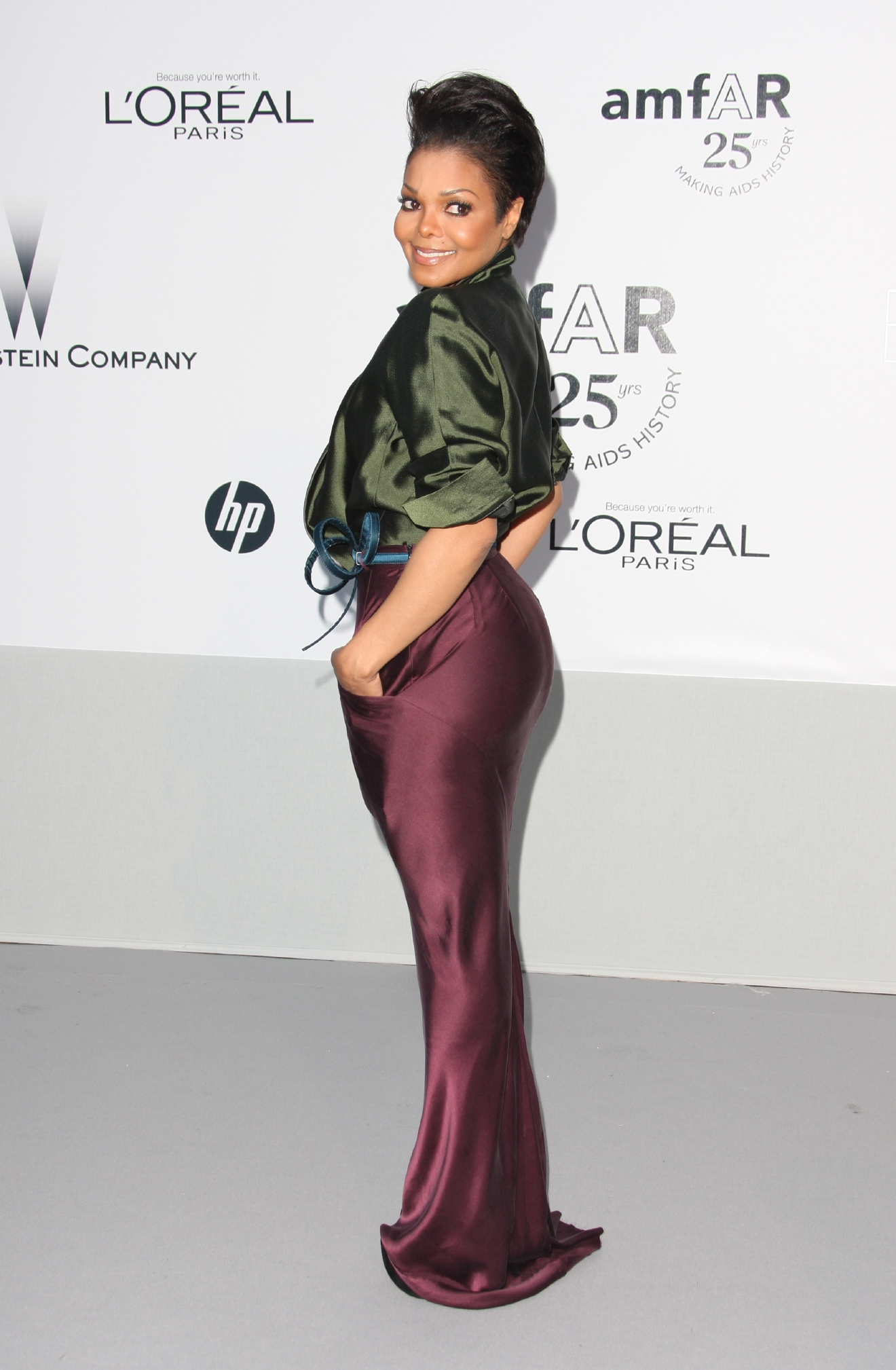 Janet Jackson 2011 Cannes International Film Festival - Day 9 amfAR Cinema Against AIDS Gala - Arrivals Cap d�  Featuring: Janet Jackson Where: Antibes, France When: 19 May 2011 Credit: WENN