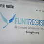 Registry opening for residents of Flint exposed to lead