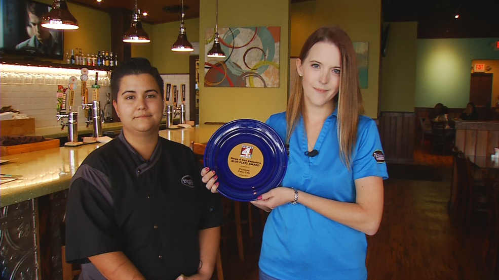 Have your next lunch at this spotless cafe!   WOAI