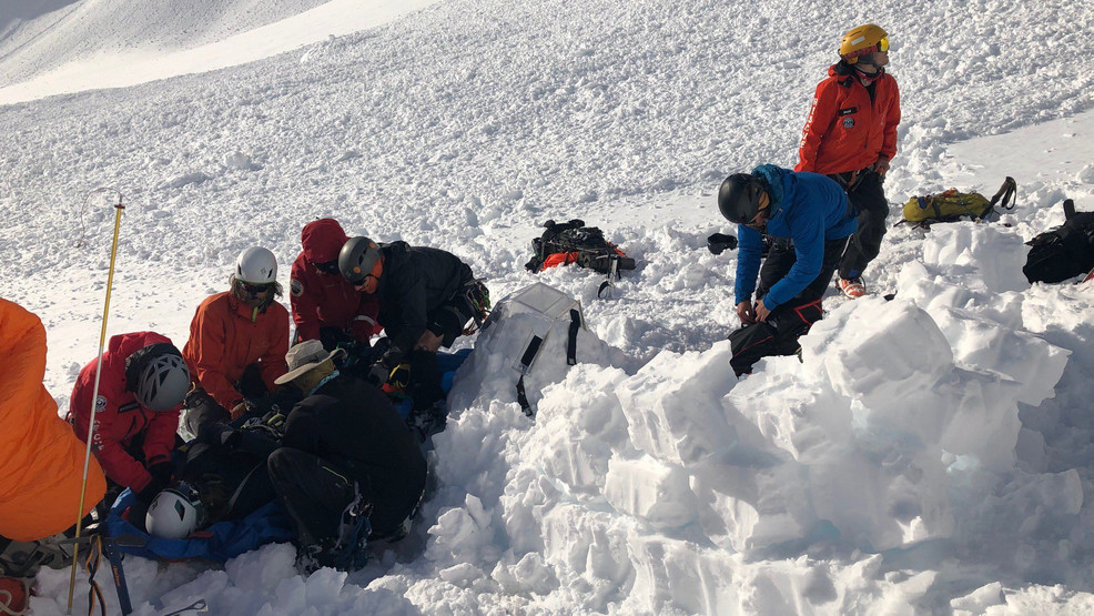 Mount Hood rescuers make safety changes during outbreak
