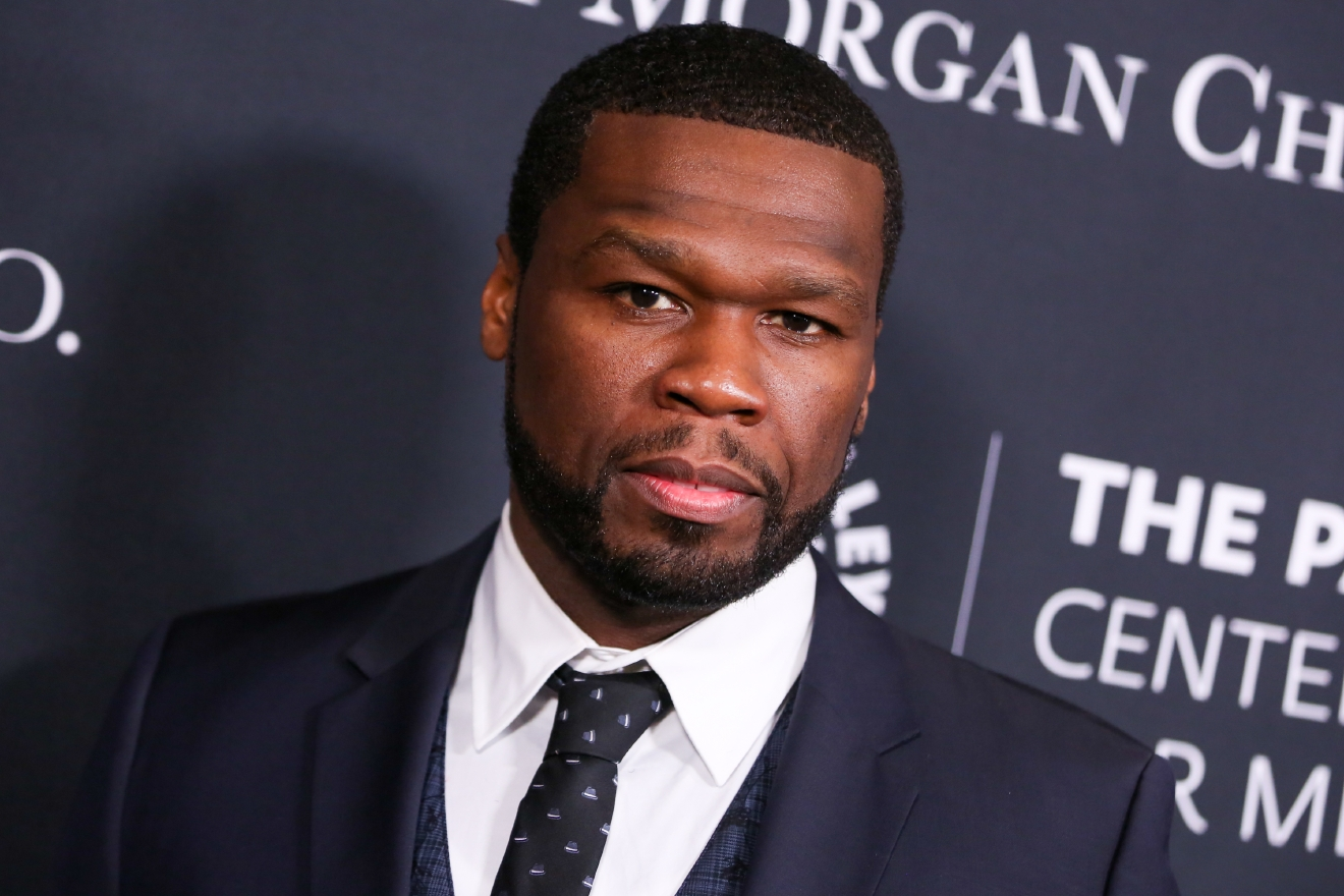 "FILE - In this Oct. 26, 2015 file photo, Curtis ""50 Cent"" Jackson arrives at Media's Tribute to African-American Achievements in Television in Beverly Hills, Calif. Judge Ann Nevins has ordered the rapper to appear in bankruptcy court in Hartford, Conn., on Wednesday, March 9, 2016, to explain Instagram photos, with one depicting him next to piles of cash arranged to spell out ""broke."" Jackson filed for bankruptcy last year after a New York City jury ordered him to pay $7 million to a woman who said he posted her sex tape online.  (Photo by Rich Fury/Invision/AP, File)"