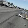 Driver in head-on crash on I-182 dies