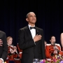 Obama reflects on presidency, hints at Clinton administration at Correspondents' dinner