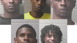 Five men wanted in Orangeburg murder