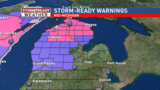 Wintry mess headed to mid-Michigan