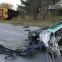 Lexington school bus involved in serious crash