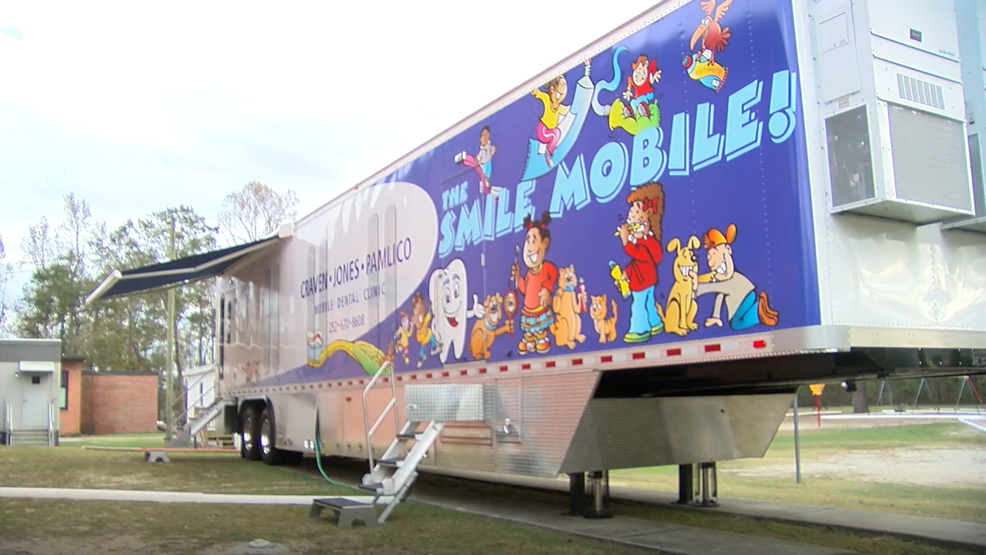 Mobile dental clinic works to bring smiles to patients | WCTI