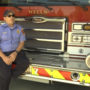 Fire captain speaks out about dog rescue and internet fame