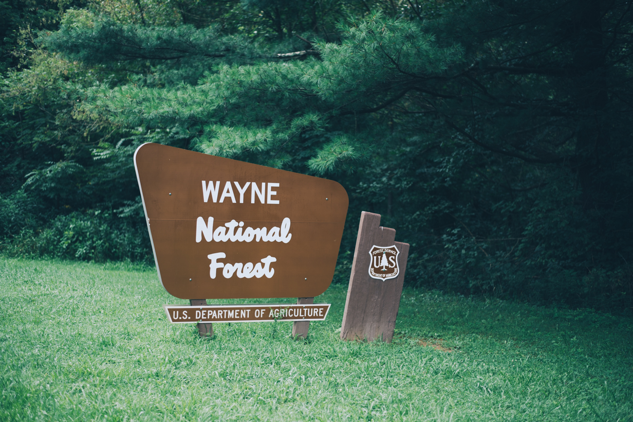 PICTURED: Wayne National Forest / Founded the same year as Cincinnati on the opposite side of the state, Marietta is a city that sits at the junction of the Ohio and Muskingum Rivers in Washington County. Much like Cincinnati, the town boasts many shops, restaurants, art, and historic buildings. Marietta is 200 miles east of Cincy. / Image: Mike Menke // Published: 8.23.17