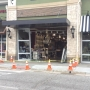 Car crashes into store front