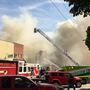 Officials determine where massive fire began in downtown LaGrange