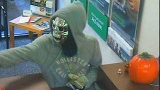 Two suspects sought after bank robbery in Elba