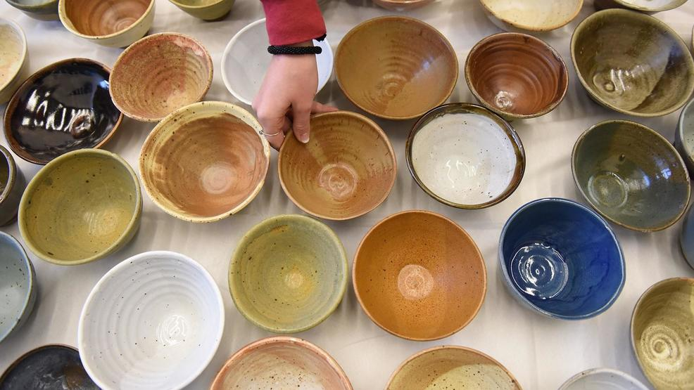 Empty Bowls fundraiser for hunger relief (source ut martin).jpg